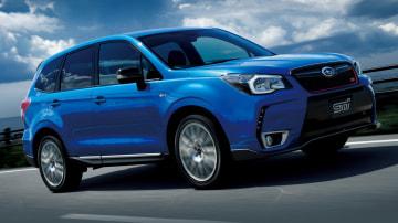 Subaru Forester tS Returns For Japan