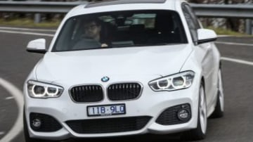 2017 BMW 125i new car review