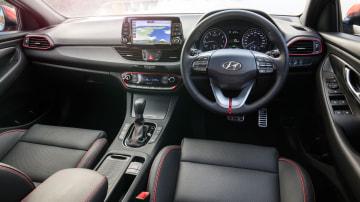 Hyundai i30 SR Premium.