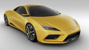 Lotus axes supercar plans