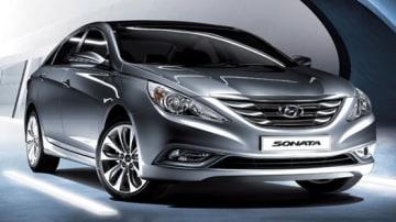 2010 Hyundai Sonata Unveiled In South Korea