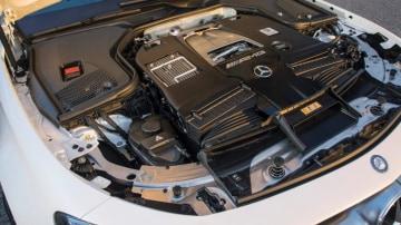 2017 Mercedes-AMG E63 S.