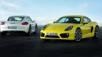 Porsche Boss Confirms Four-cylinder Boxster, Cayman For 2016
