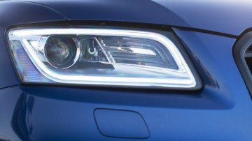 Audi SQ5 at Phillip Island