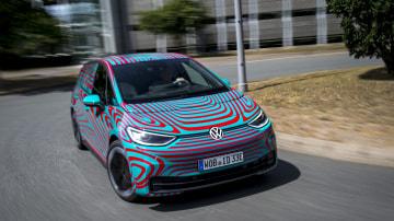 Volkswagen ID.3 prototype review