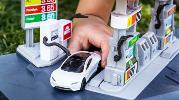 Matchbox Tesla Model 3 toy