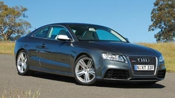 The Audi RS5