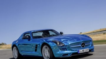 The Mercedes-Benz SLS Electric Drive could pave the way for a new AMG hybrid supercar.
