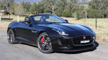 Jaguar's F-Type is a thoroughbred performer.