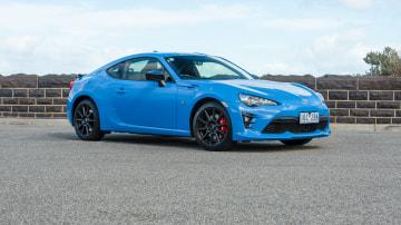 2019 Toyota 86 GTS Apollo Blue review