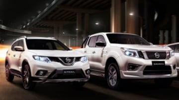 Nissan reveals new N-Sport models