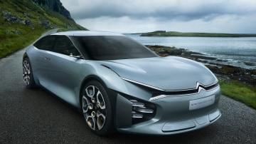 Citroen CXperience Concept Hints At Return To Large Car Segment