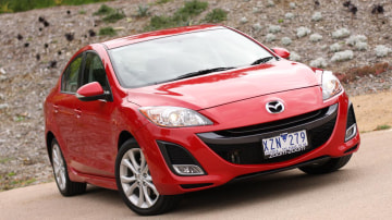 Mazda3 SP25 Manual Review