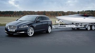 Jaguar Concept Speedboat Heralds XF Sportbrake Arrival