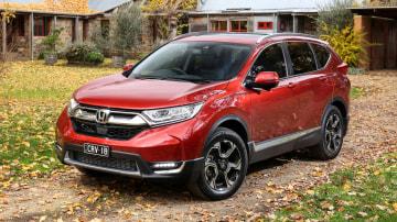 Honda CR-V VTi-LX.