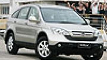 Honda CR-V Sport