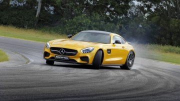 The Mercedes-AMG GT S has been designed for fun - as well as going fast.