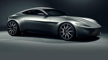 Aston Reveals DB10 Concept For Next Bond Flick: Video