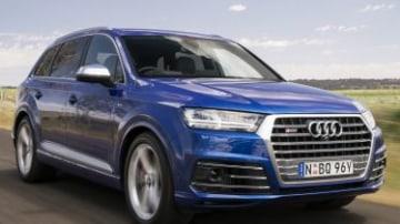 2017 Audi SQ7 new car review