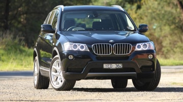 2012 BMW X3 xDrive28i On Sale In Australia: Six-Cylinder Out, Four In