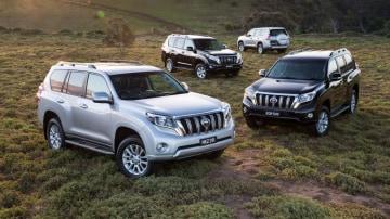 Toyota Prado Passes 250,000 Australian Sales