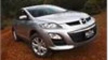 First drive: Mazda CX-7