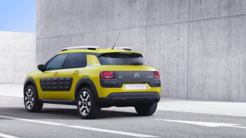 The Cactus is Cactus: Citroen Fells Funky Crossover