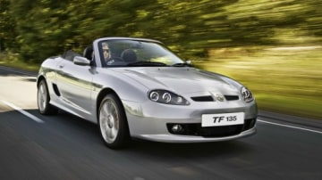 New MG Sports Car On The Way - But Electric Cars Are Out
