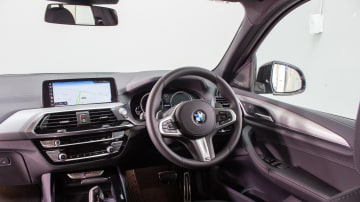2018 BMW X3 M40i.