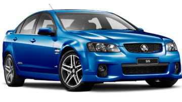 Holden Commodore SS VE Series II