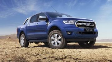 New engine, equipment for Ford Ranger
