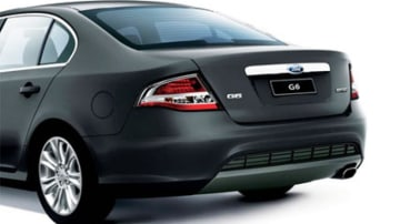 Ford G6 Limited Edition