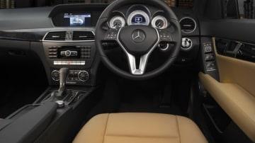 New Mercedes C250 CDI.