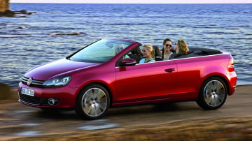 2012 Volkswagen Golf Cabriolet Coming To Australia Late 2011
