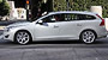 Volvo V60 out of the box