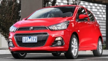 Holden Spark first drive review