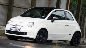 2012 Fiat 500 TwinAir Plus Automatic Review