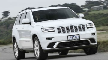 2014 Jeep Grand Cherokee Summit: Special Edition Joins SUV Range