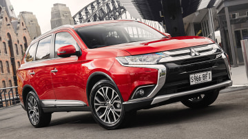 Mitsubishi Outlander: 2015 Price And Features For Australia