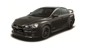 Mitsubishi's Lancer Evolution X FInal Edition will boast 350kW from its 2.0-litre turbo.