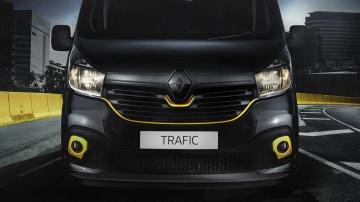 Renault Trafic Formula Edition Arrives Down Under