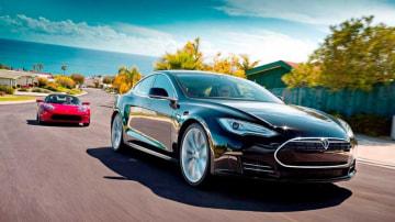 Tesla Model S Alpha Sedan