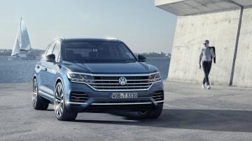 2018 Volkswagen Touareg.