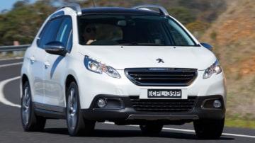 Peugeot 2008.