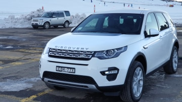 2019 Land Rover Discovery Sport SD4 HSE review