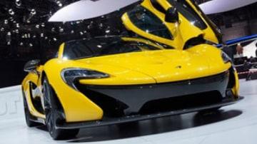 McLaren P1 details revealed
