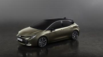 Toyota unveils new Corolla hatch