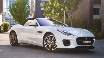 2018 Jaguar F-Type 2.0 Roadster new car review