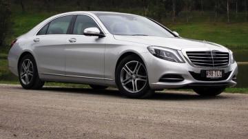2014 Mercedes-Benz S-Class Review: S350, S500