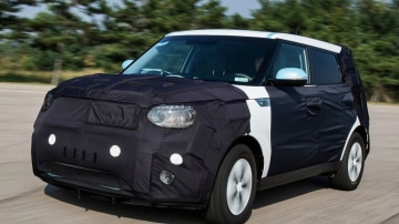 Kia Soul EV Bound For Overseas Debut